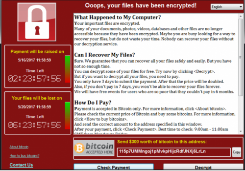 Solider ransomware Removal