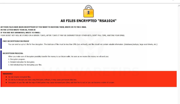 Удалить .btc file virus