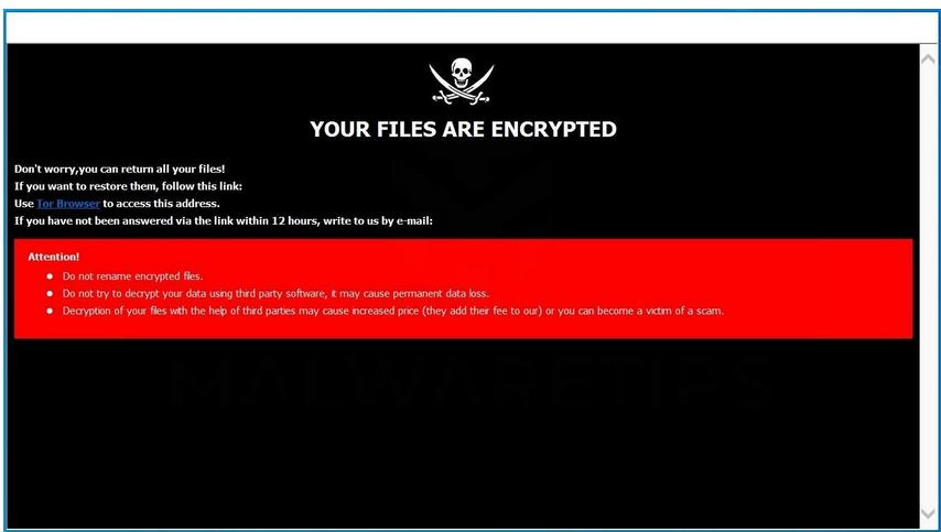 HCK ransomware