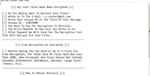 Rimuovere CoronaCrypt ransomware
