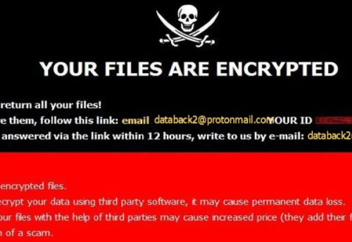 Poistaa Dtbc ransomware