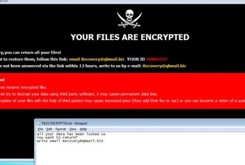 Jwjs ransomware Odstranění