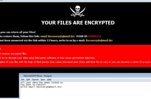 Menghapus NHLP ransomware