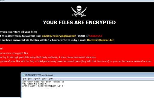 Rimuovere NHLP ransomware