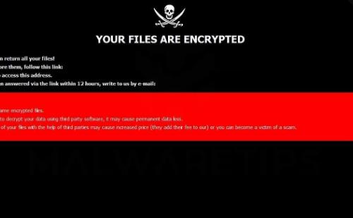 Odstrániť Null ransomware