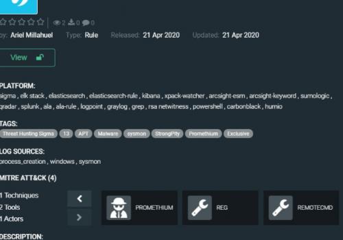 SamoRAT malware Odstránenie