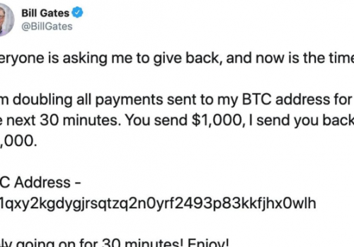 Twitter accounts of Elon Musk, Jeff Bezos, Apple and more hijacked to promote Bitcoin giveaway scam