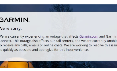 WastedLocker ransomware is reportedly behind Garmin outage