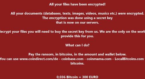Καταργήσετε .Wholocked file ransomware