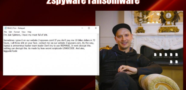 2spyware ransomware