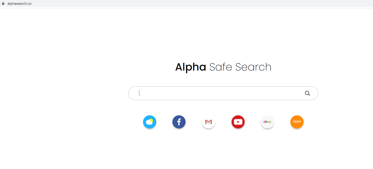 Usunąć Alphasearch.co