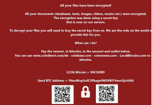 FIXI ransomware Removal