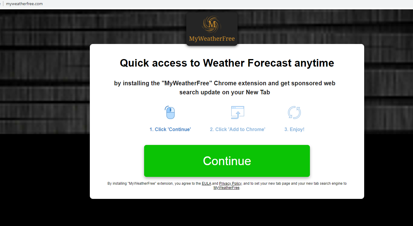 MyWeatherFree