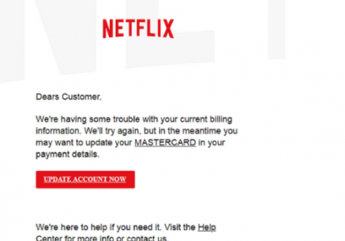 Netflix scam – What you need to know?