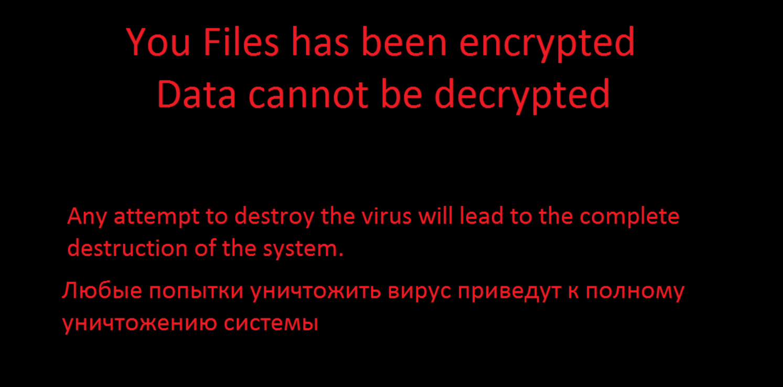 Menghapus Alix1011RVA ransomware