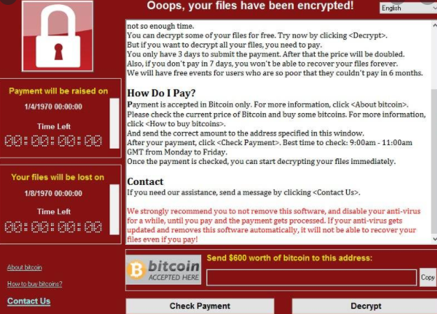 BD ransomware