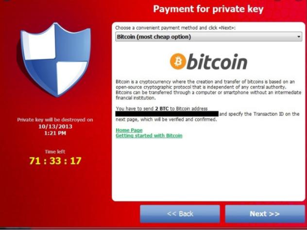 BG85 ransomware