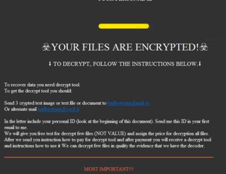 Remove CRPTD ransomware