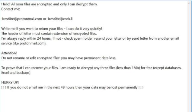 Cndqmi ransomware