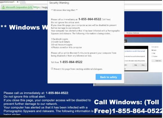 Remover ERROR # 0x6a4-0xf9fx3999 scam