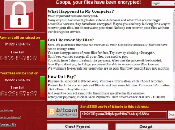 PewPew ransomware