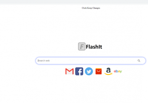 Eliminar Flashit.xyz Search redirecciones