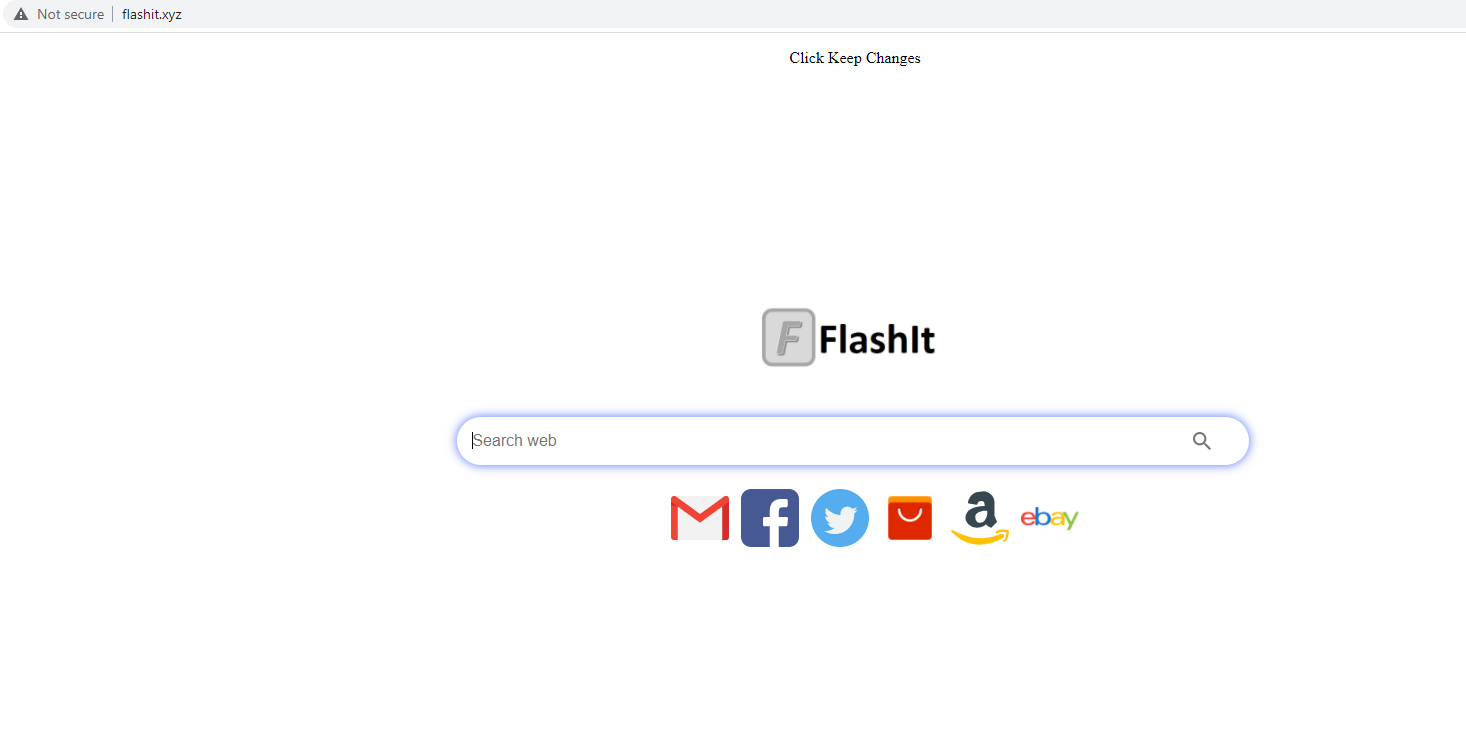 Flashit Search Redirects