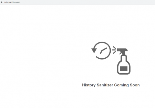 Poistaa Historysanitizer.com Redirects