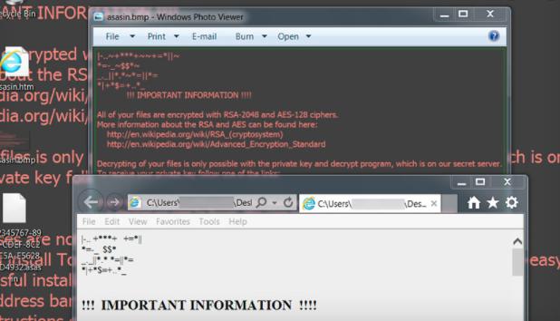 Lockz ransomware Fjernelse