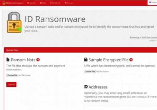 Odebrat .Montana file ransomware