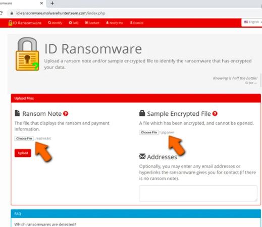 XNMMP ransomware