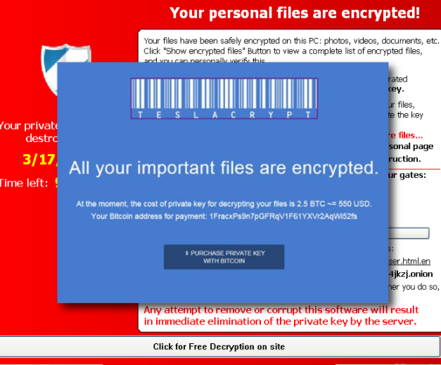 CCC ransomware