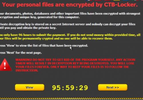Odebrat YOUF ransomware
