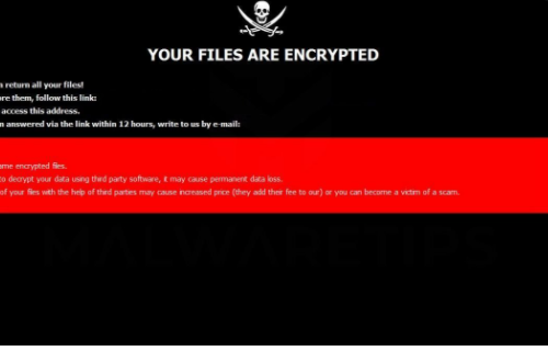 Verwijderen Aol ransomware