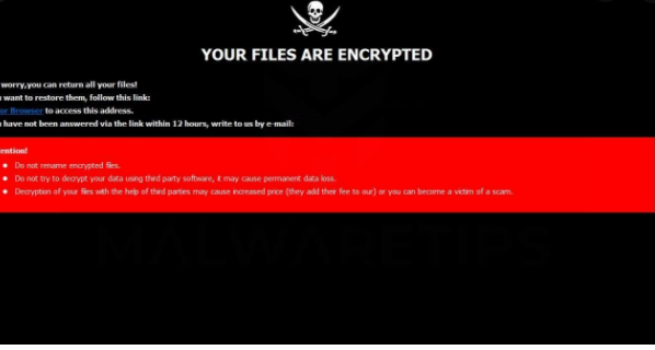 Aol ransomware