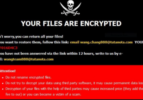 Rimuovere Aulmhwpbpzi ransomware