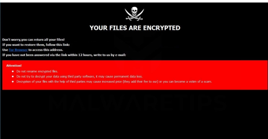 Dis ransomware