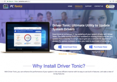 Driver Tonic Virus – How to remove