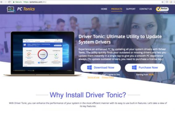 Driver Tonic Virus