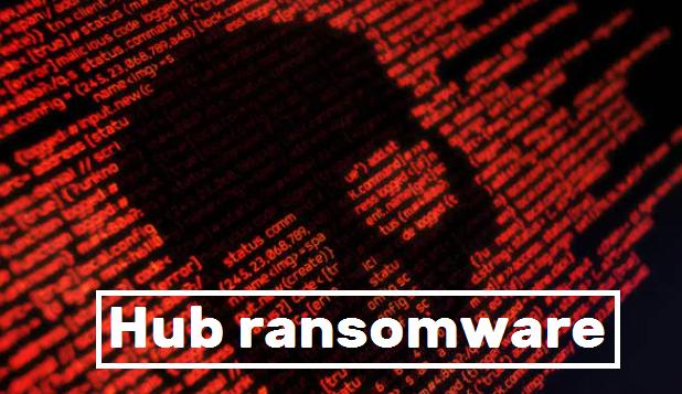 Hub ransomware