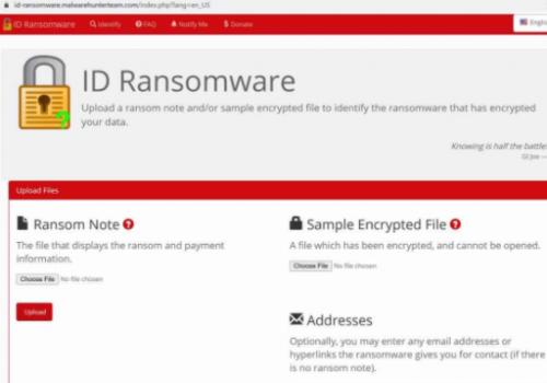 Rimuovere JJLF ransomware