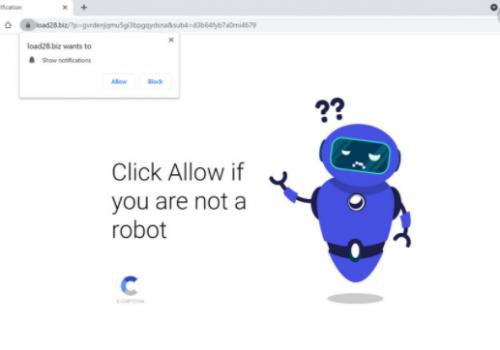 Remove Load28.biz pop-up ads