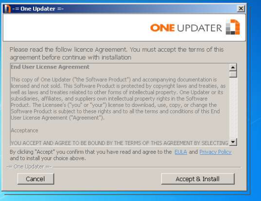 One Updater