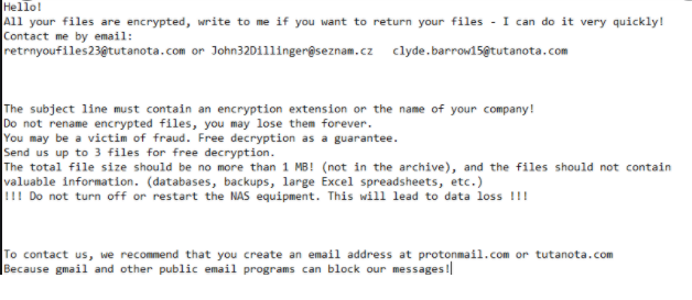 Qsayebk ransomware Removal