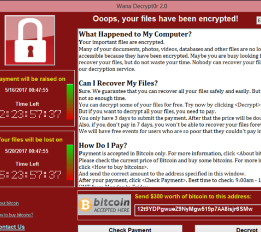 Remove SUMMON ransomware