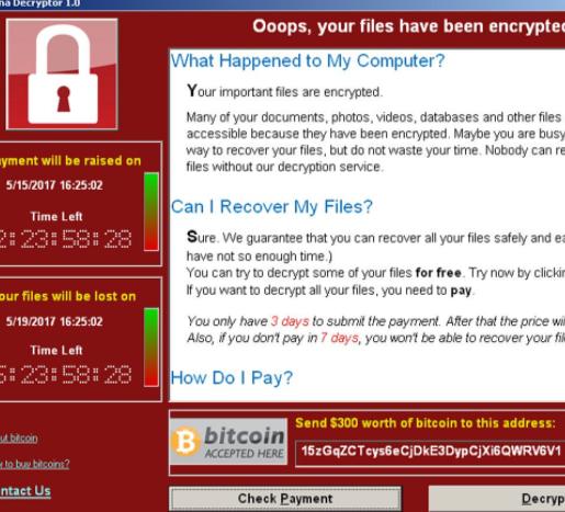 URSA ransomware