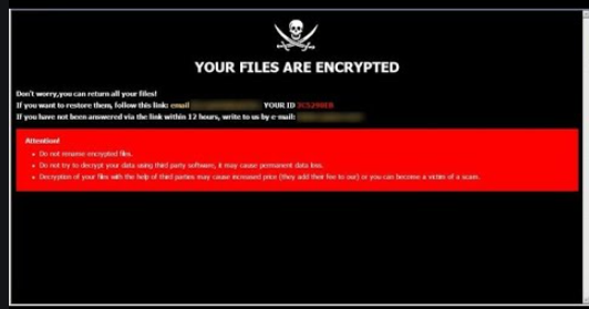 AXI ransomware