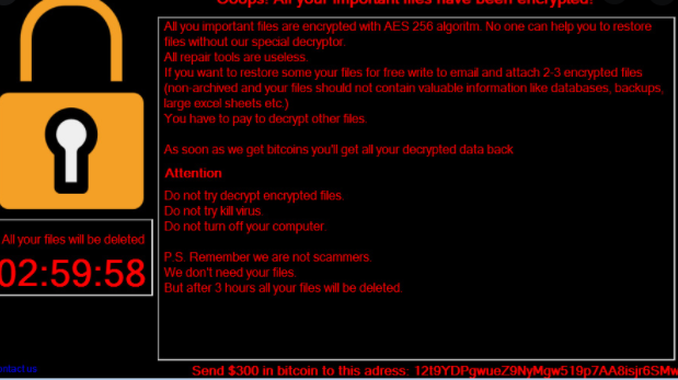 HANTA Files Ransomware