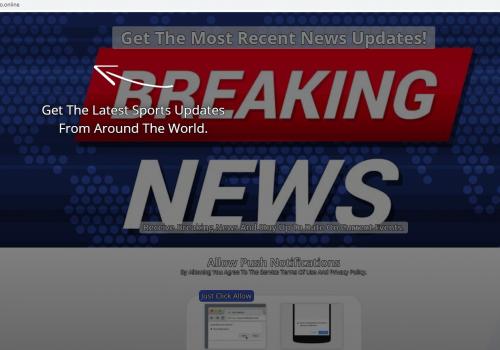 Remove Wnerofro.online pop-up ads