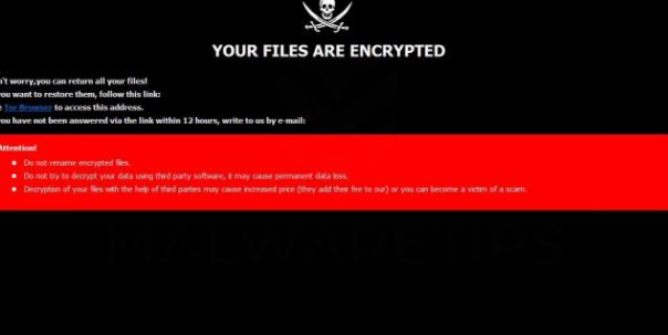 Poistaa .pauq Files Ransomware